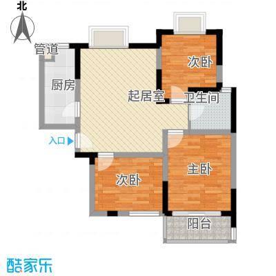 铂爵公馆铂爵公馆户型图10-33室2厅2卫1厨户型3室2厅2卫1厨