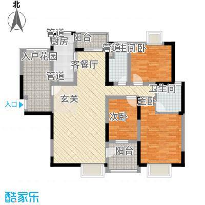 蜀翠苑蜀翠苑户型图2-13室2厅1卫1厨户型3室2厅1卫1厨