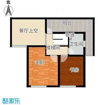 百大春城122.90㎡D6-2户型3室2厅2卫