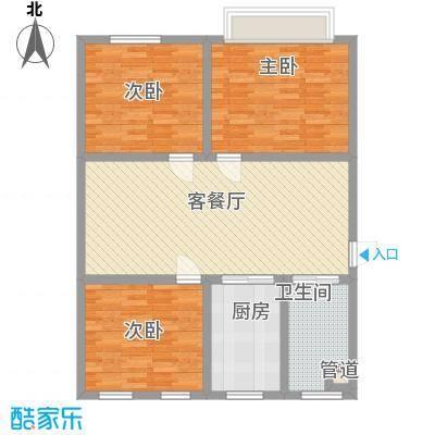 新江南花园户型图3室 户型图 3室2厅2卫1厨