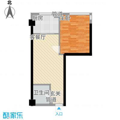 金色地带金色地带户型图1室2厅1卫1厨户型10室