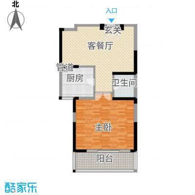 新都会120.00㎡新都会户型图3室户型图3室2厅1卫1厨户型3室2厅1卫1厨
