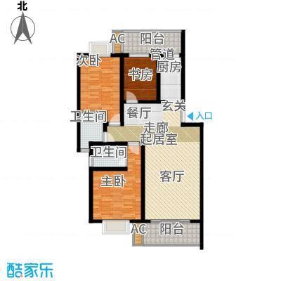 靖海新村98.00㎡靖海新村户型图3室户型图3室1厅1卫1厨户型3室1厅1卫1厨