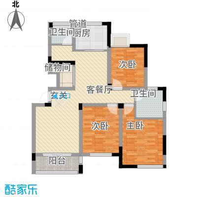 水映盛唐117.33㎡水映盛唐户型图F户型3室2厅2卫户型3室2厅2卫