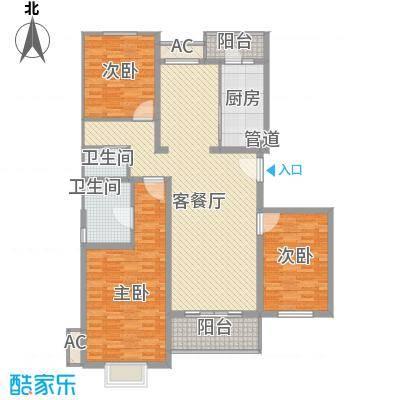 多友大厦168.00㎡多友大厦户型图3室户型图3室2厅2卫1厨户型3室2厅2卫1厨