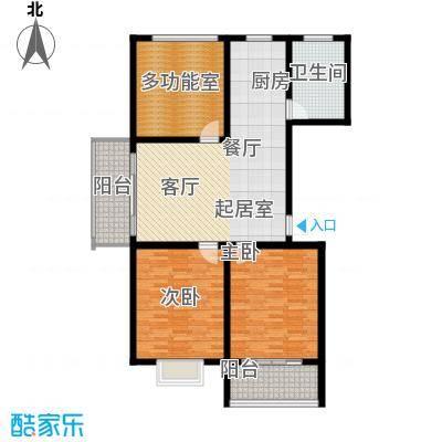 华夏太阳城二期114.00㎡华夏太阳城二期户型图A户型3室2厅1卫户型3室2厅1卫