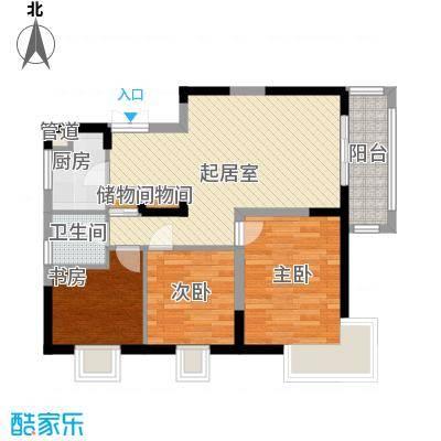 瑞和山水居89.45㎡瑞和山水居户型图C户型3室2厅1卫1厨户型3室2厅1卫1厨