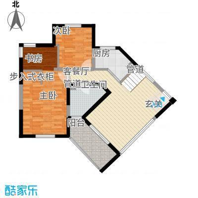 竹丝苑竹丝苑户型图8-63室2厅1卫1厨户型3室2厅1卫1厨
