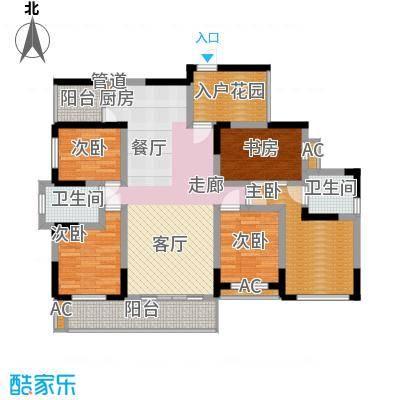 团结二村112.00㎡团结二村户型图4室户型图4室3厅2卫1厨户型4室3厅2卫1厨