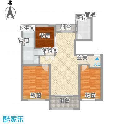 太湖新城135.00㎡太湖新城户型图3室户型图3室2厅1卫1厨户型3室2厅1卫1厨