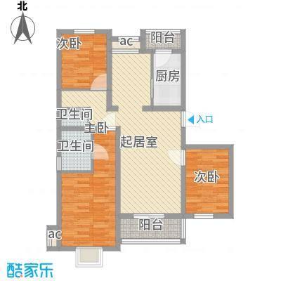 欧典家园105.00㎡欧典家园户型图2室户型图2室1厅1卫1厨户型2室1厅1卫1厨
