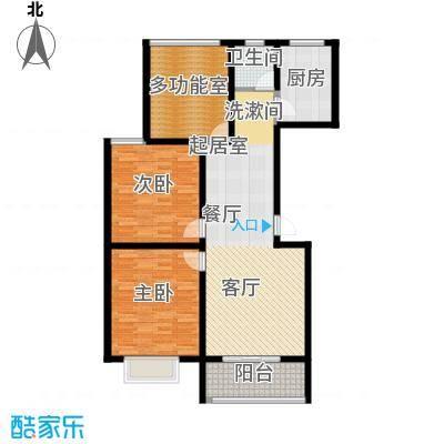 华夏太阳城二期105.00㎡华夏太阳城二期户型图C户型3室2厅1卫户型3室2厅1卫