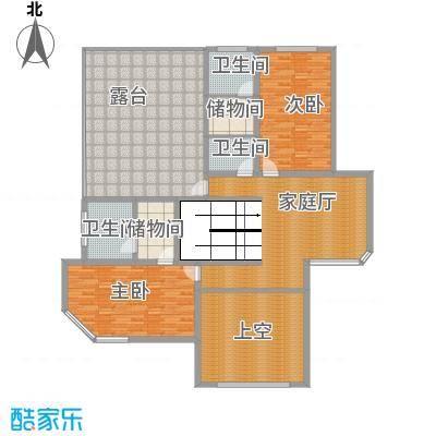 怡和庄园项目148.24㎡怡和庄园项目户型图A2户型2室1厅3卫户型2室1厅3卫