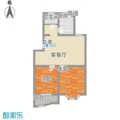新城花园新城花园户型图6-13室2厅1卫1厨户型3室2厅1卫1厨