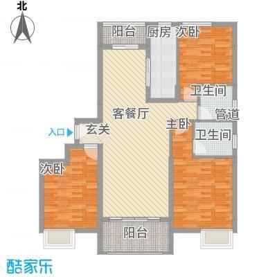 星河公馆星河公馆户型展板设计B户型10室