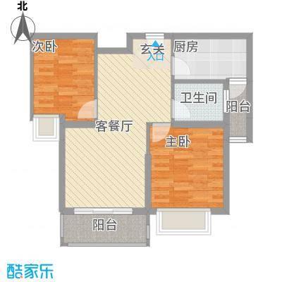 星河公馆星河公馆户型展板设计D户型10室