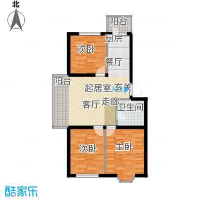 海富山水文园海富山水文园户型图户型图3室1厅1卫1厨户型3室1厅1卫1厨