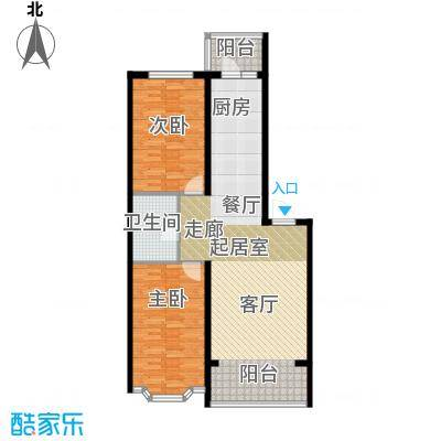 海富山水文园101.10㎡海富山水文园户型图3室1厅2卫1厨户型10室