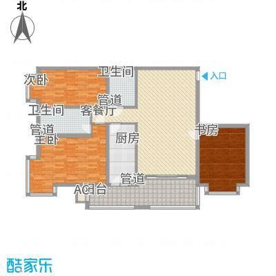 上实盛世江南上实盛世江南户型图盛世江南H户型建筑面积169.11-169.27㎡3室2厅2卫1厨户型3室2厅2卫1厨