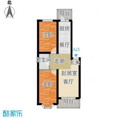 海富山水文园海富山水文园户型图户型图2室1厅1卫1厨户型2室1厅1卫1厨