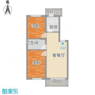 城东新居城东新居户型图户型图2室2厅1卫1厨户型2室2厅1卫1厨