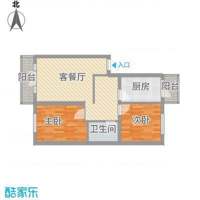 城东新居城东新居户型图户型图2室1厅1卫1厨户型2室1厅1卫1厨