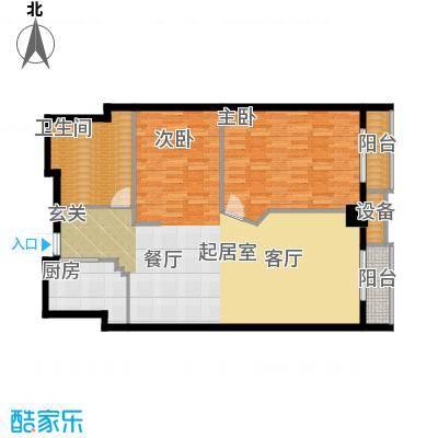 万都阿波罗113.16㎡万都阿波罗户型图2室2厅1卫2厨户型10室