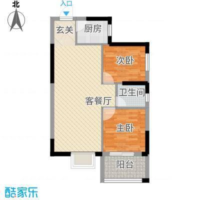 大儒世家绿园77.00㎡大儒世家绿园户型图77平米户型2室2厅1卫1厨户型2室2厅1卫1厨