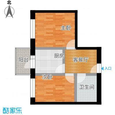 江畔方元江畔方元户型图户型图2室1厅1卫1厨户型2室1厅1卫1厨