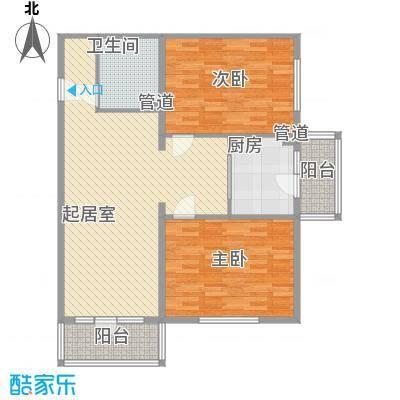 翠海花园翠海花园户型图户型图2室1厅1卫1厨户型2室1厅1卫1厨