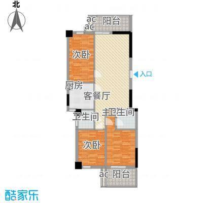 聚龙尚书院115.90㎡聚龙尚书院9#04(1-6层)户型10室
