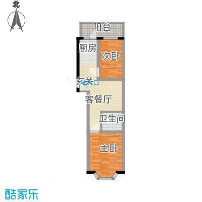 电塔小区电塔小区户型图户型图2室1厅1卫1厨户型2室1厅1卫1厨