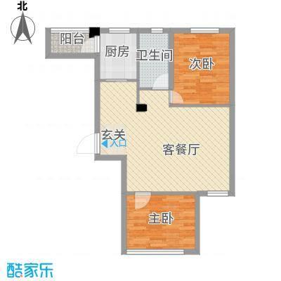 人举桃花源人举桃花源户型图B681平户型户型10室