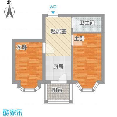 亿兴润景亿兴润景户型图户型:使用面积40.45㎡2室1厅1卫1厨户型2室1厅1卫1厨