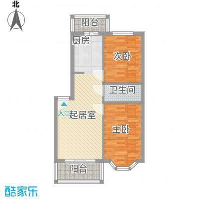 亿兴润景亿兴润景户型图户型:使用面积63.89㎡2室1厅1卫1厨户型2室1厅1卫1厨