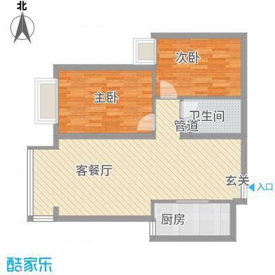 杉尼家园杉尼家园户型图户型图2室1厅1卫1厨户型2室1厅1卫1厨