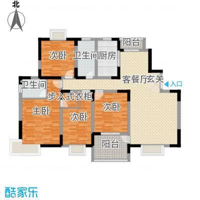 梅海园二期428.00㎡梅海园二期9室户型9室