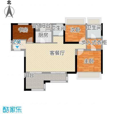 禅城绿地中心131.00㎡禅城绿地中心户型图131㎡户型3室2厅2卫1厨户型3室2厅2卫1厨