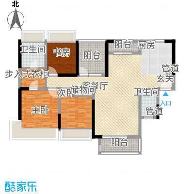 禅城绿地中心144.00㎡禅城绿地中心户型图144㎡户型3室2厅2卫1厨户型3室2厅2卫1厨