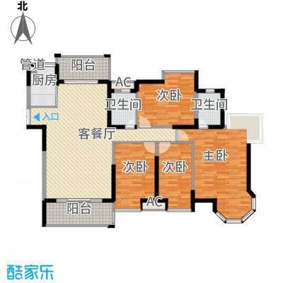 海景蓝湾海景蓝湾户型图18座02单位户型10室