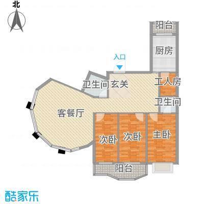通达世家通达世家户型图户型图3室2厅2卫1厨户型3室2厅2卫1厨