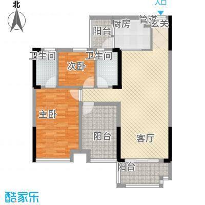 明大汇乐园明大汇乐园户型图1、4栋04户型3室2厅2卫户型3室2厅2卫