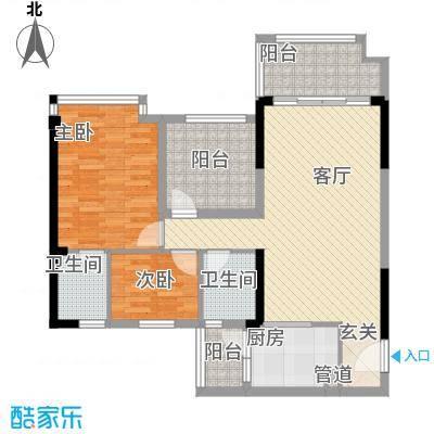 明大汇乐园明大汇乐园户型图1、4栋02户型3室2厅2卫户型3室2厅2卫