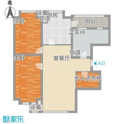 阳光绿景阳光绿景户型图二室一厅使用面积81.82㎡2室1厅1卫1厨户型2室1厅1卫1厨