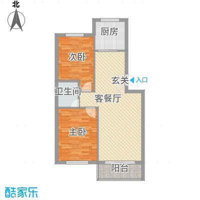 蓓佛莉庄园蓓佛莉庄园户型图2室户型图2室2厅1卫1厨户型2室2厅1卫1厨