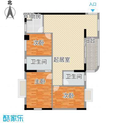 利澳花园别墅利澳花园别墅区户型图外景24室2厅2卫1厨户型4室2厅2卫1厨