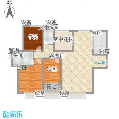 华润海中国华润海中国4室户型4室