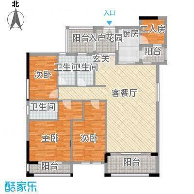 风度广场风度广场户型图10栋03户型户型10室