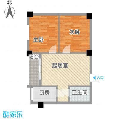 金龙新村100.00㎡金龙新村2室户型2室
