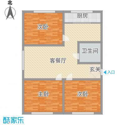 山海一家山海一家3室户型3室
